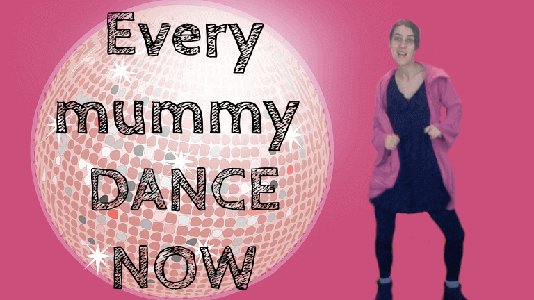 Every mummy dance now